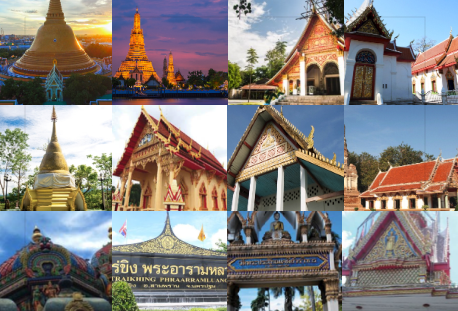Most Beautiful Temples in Thailand