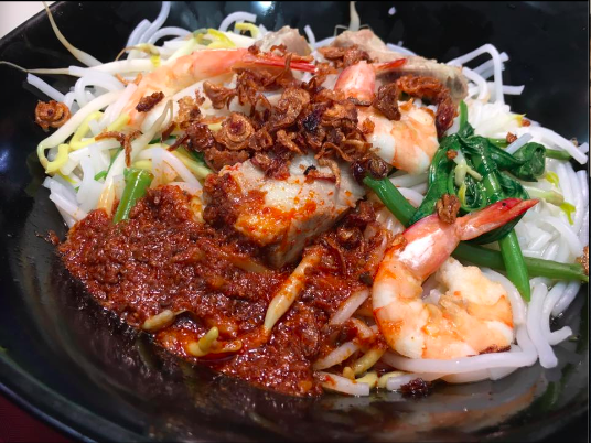The Old Stall Hokkien Street Famous Prawn Mee
