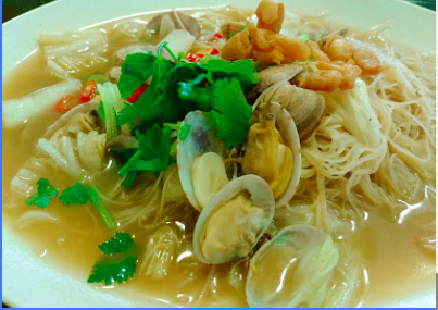 Ruby Seafood White Bee Hoon